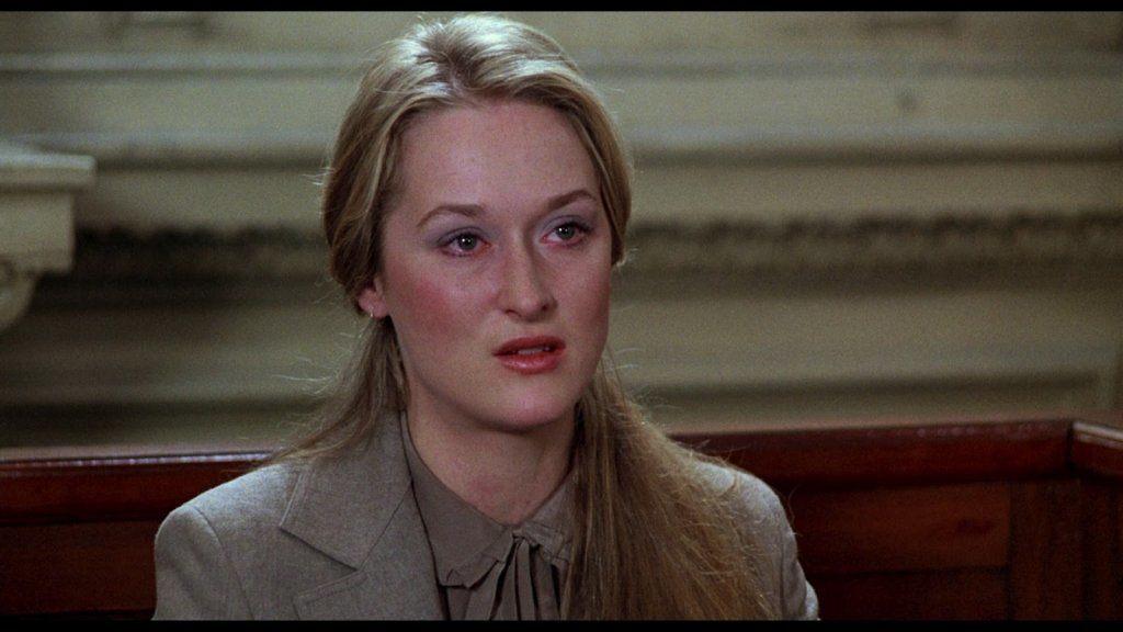 Meryl Streep in Kramer