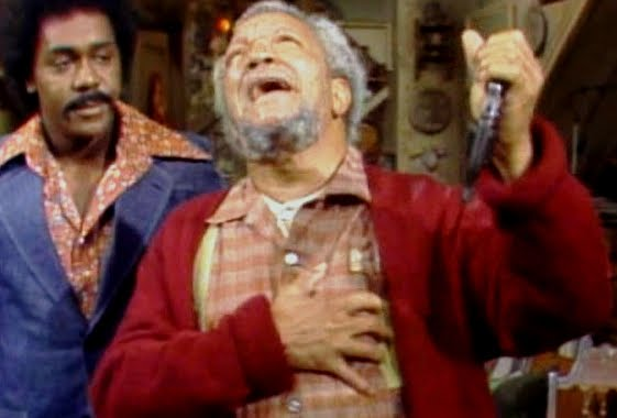 Sanford and Son heart attack