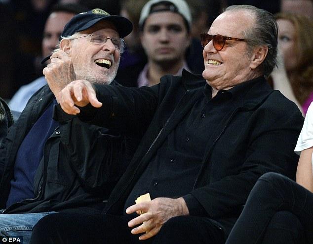 Bruce Dern and Jack Nicholson