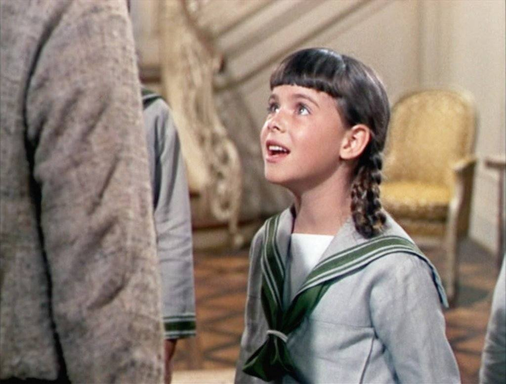 Marta from Sound of Music