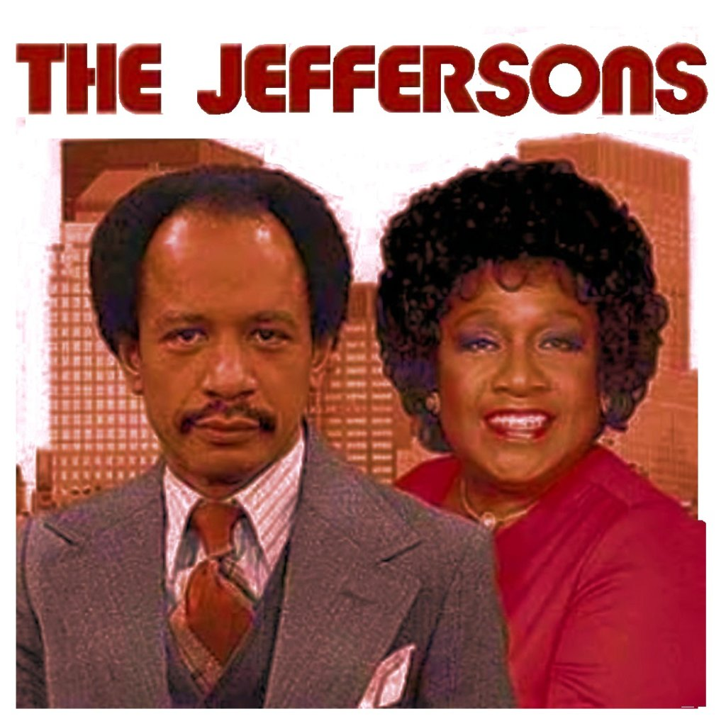 George and Weezy Jefferson