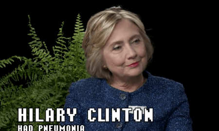 between two ferns hillary