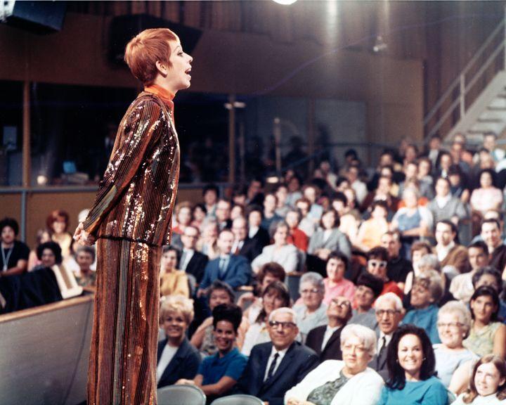 Carol Burnett opening