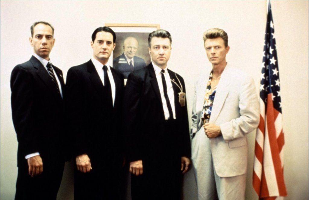 David Bowie in Twin Peaks
