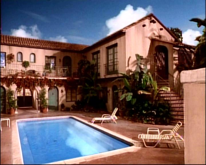Melrose Place apartments