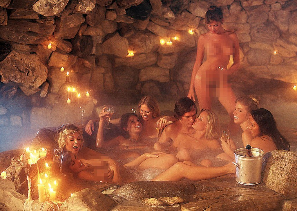 Playboy grotto
