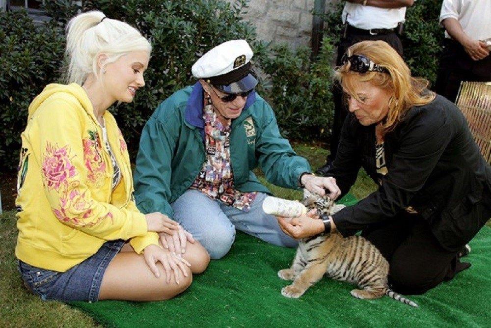 Playboy zoo