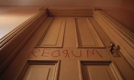 redrum from The Shining
