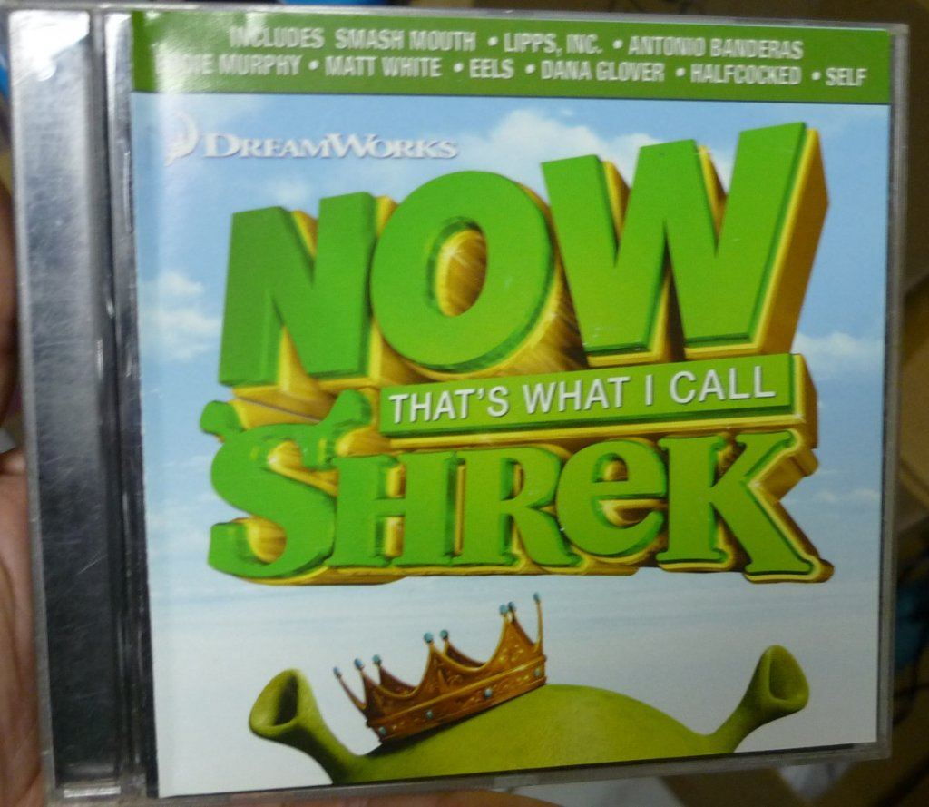 Shrek CD