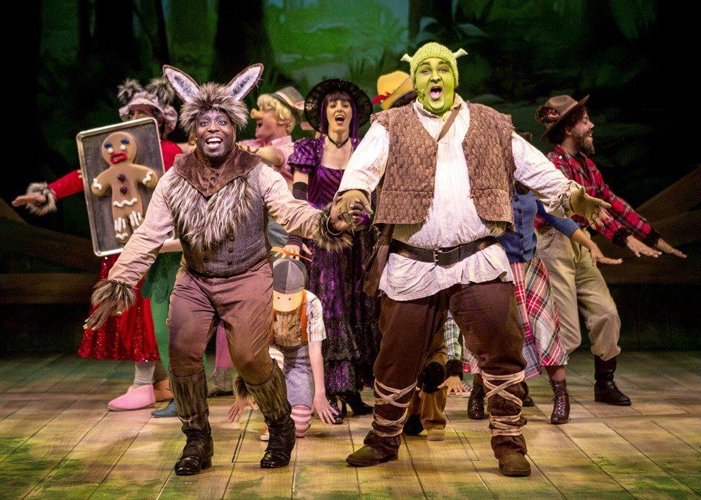 Shrek live