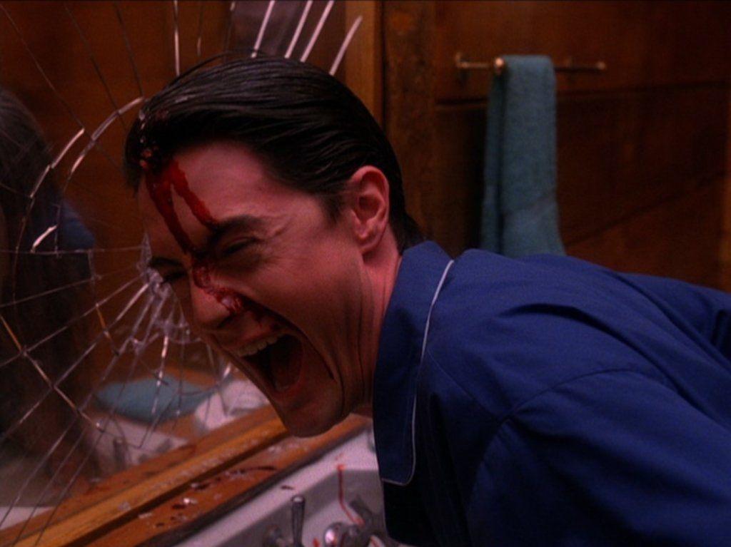 Twin Peaks final scene