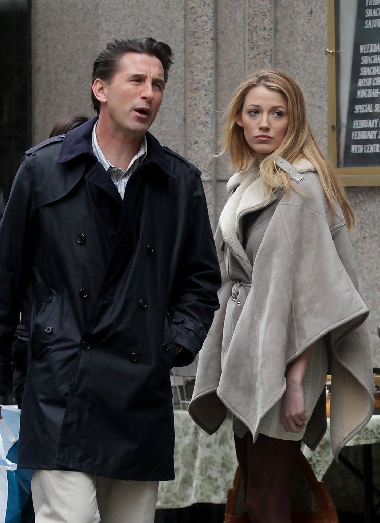 William Baldwin and Blake Lively