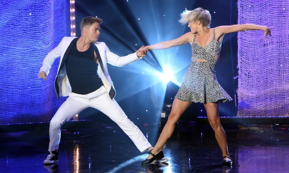 Derek and Julianne Hough Announce 2017 Dance Tour - Fame Focus
