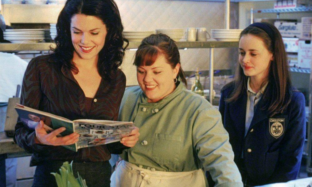 13 Reasons Sookie Should Have Been the Star of 'Gilmore Girls: A Year in the Life' - Page 2 of 13 - Fame Focus