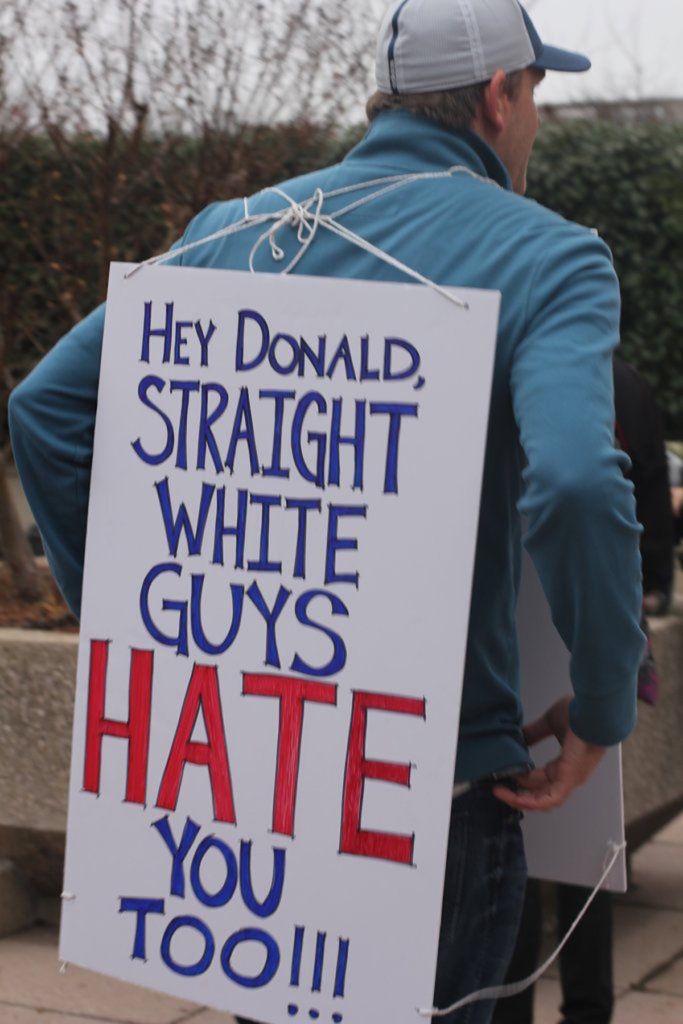 straight white guys