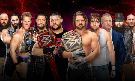 survivor series teams