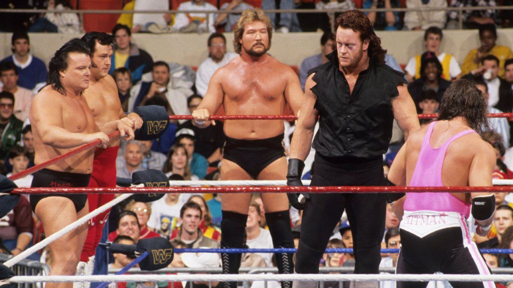 ted dibiase the undertaker
