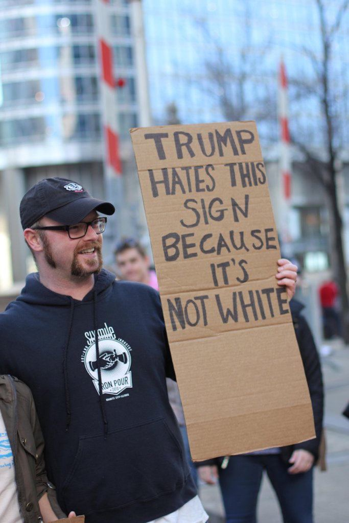 trump hates this sign