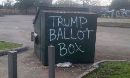 Funny Donald Trump Graffiti