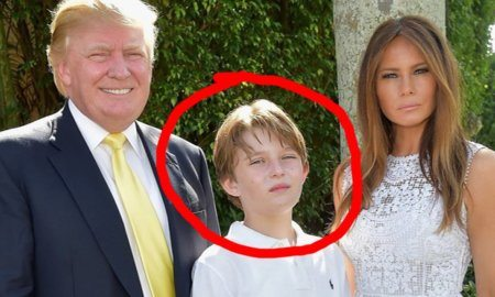 Here's How Spoiled Barron Trump Is and He's Only 10!