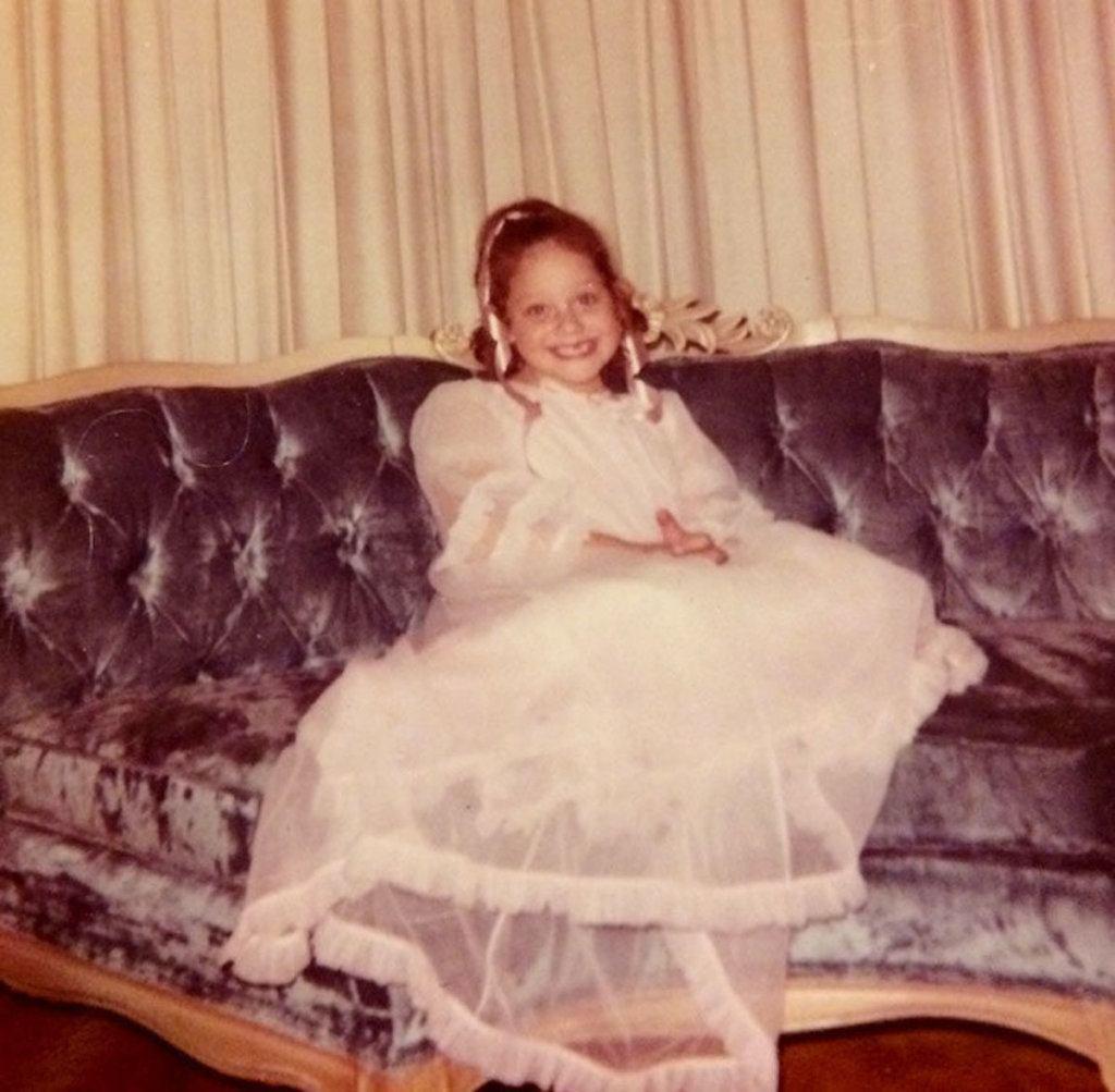 kellyanne conway childhood picture