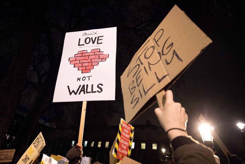 love not walls