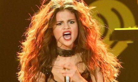 selena gomez wild hair