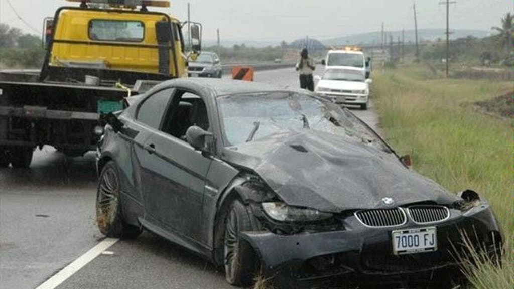 usain bolt bmw