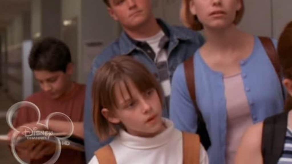 Kristen Stewart in The Thirteenth Year