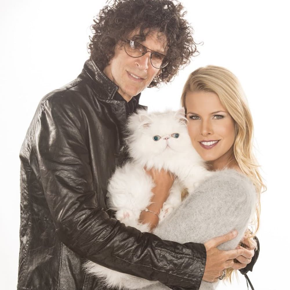 howard stern cats