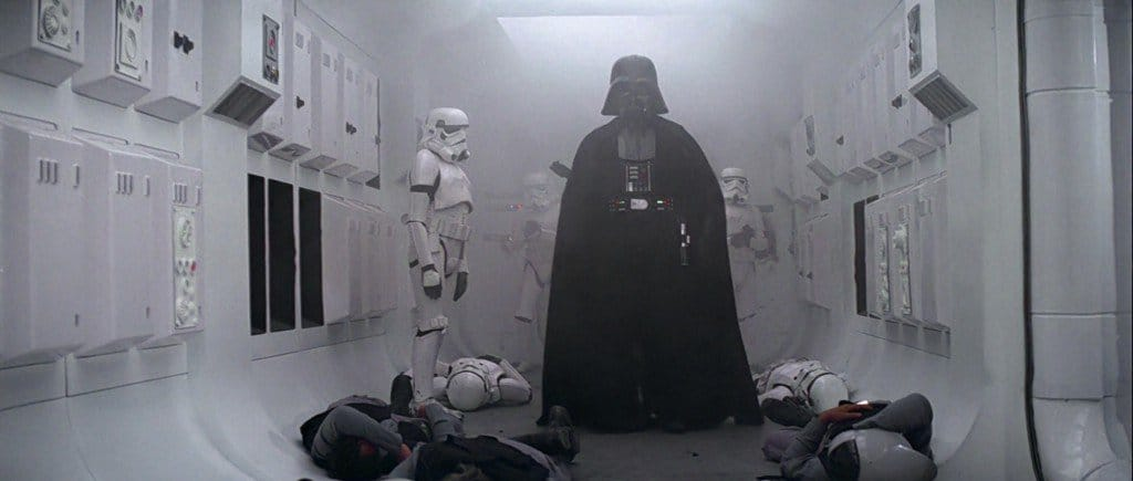 Vader's Entry