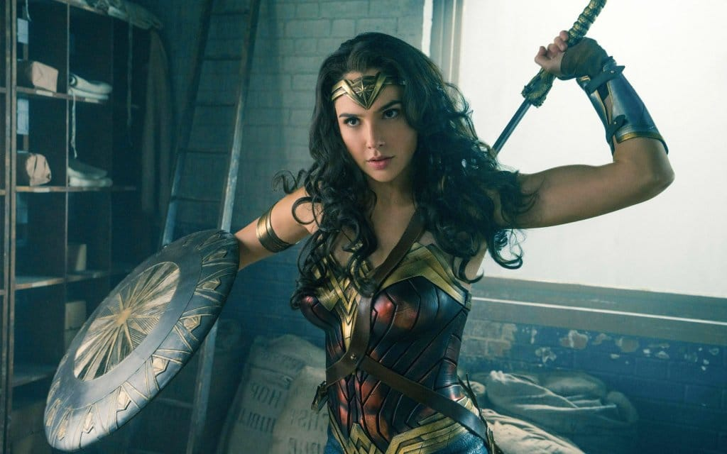wonder woman dc movie