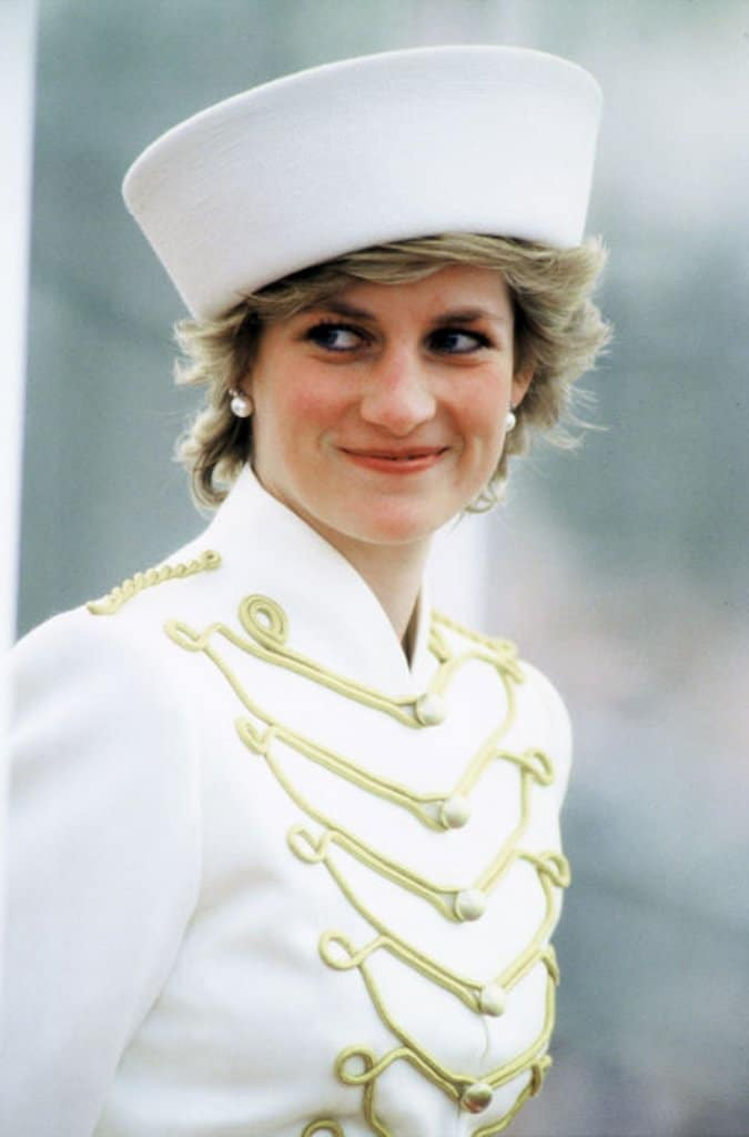princess diana april 1987