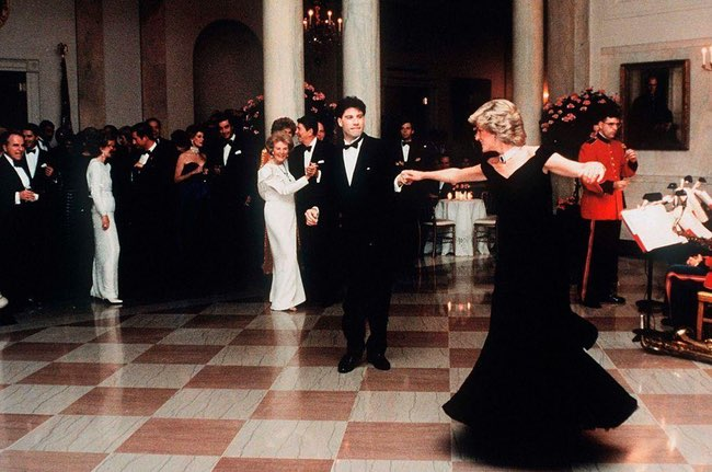 princess diana dance