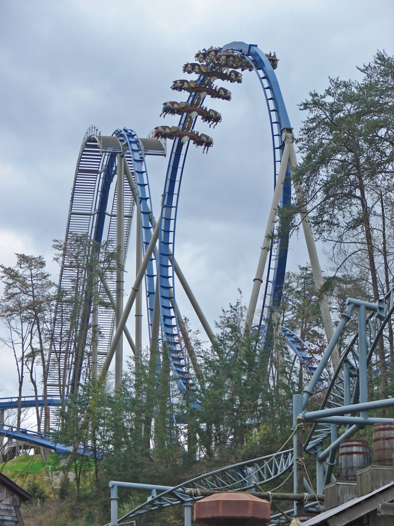wing coaster dollywood