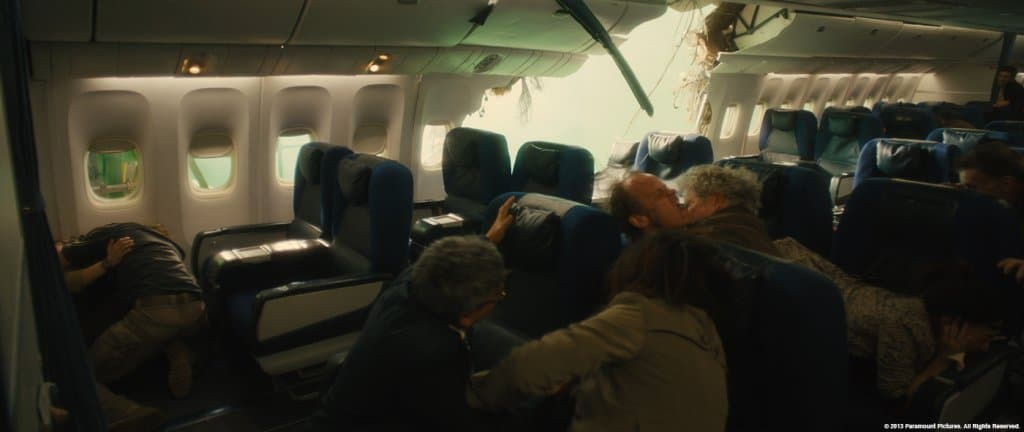 plane before