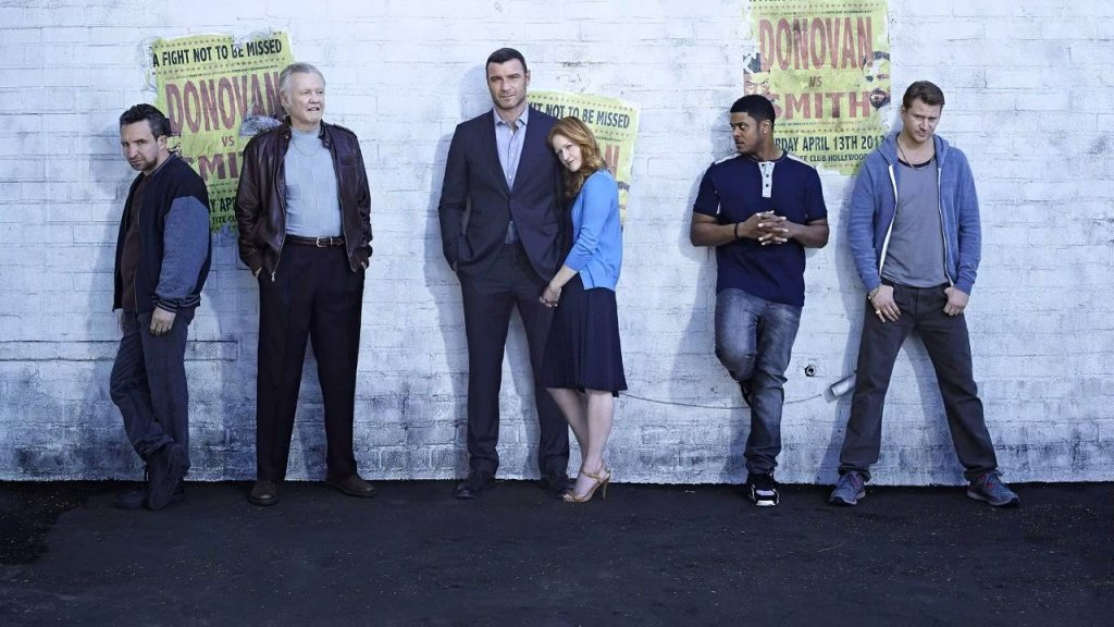 ray donovan family
