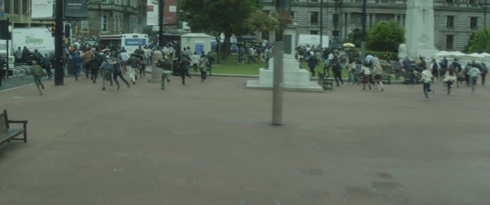world war z street scene