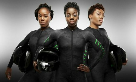 Nigerian bobsled team