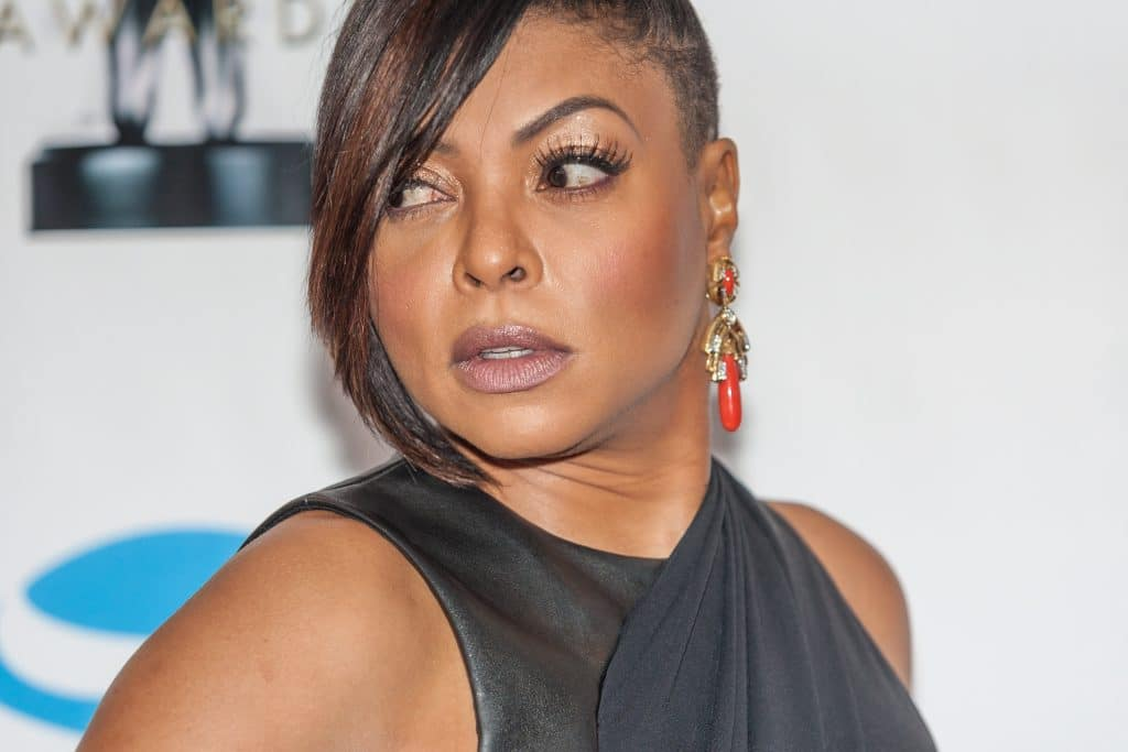 Actress Taraji P Henson Attends 48th