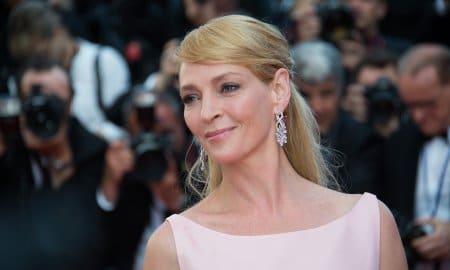 Cannes Fr May 23 2017 Uma