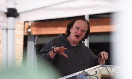 Los Angeles May 4 Quentin Tarantino