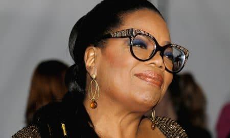 Oprah Winfrey Los Angeles Premiere A