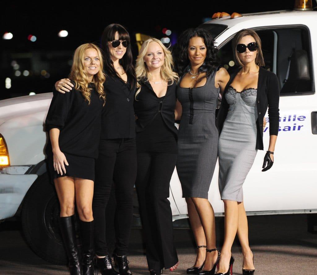 Spice Girls Los Angeles International Airport