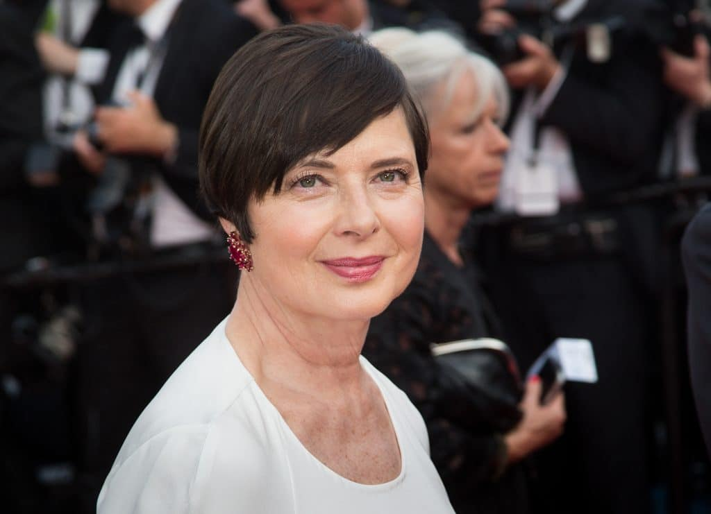Isabella Rossellini Attends Opening Ceremony Premiere