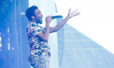 Las Vegassep 20 Rapper Donald Glover