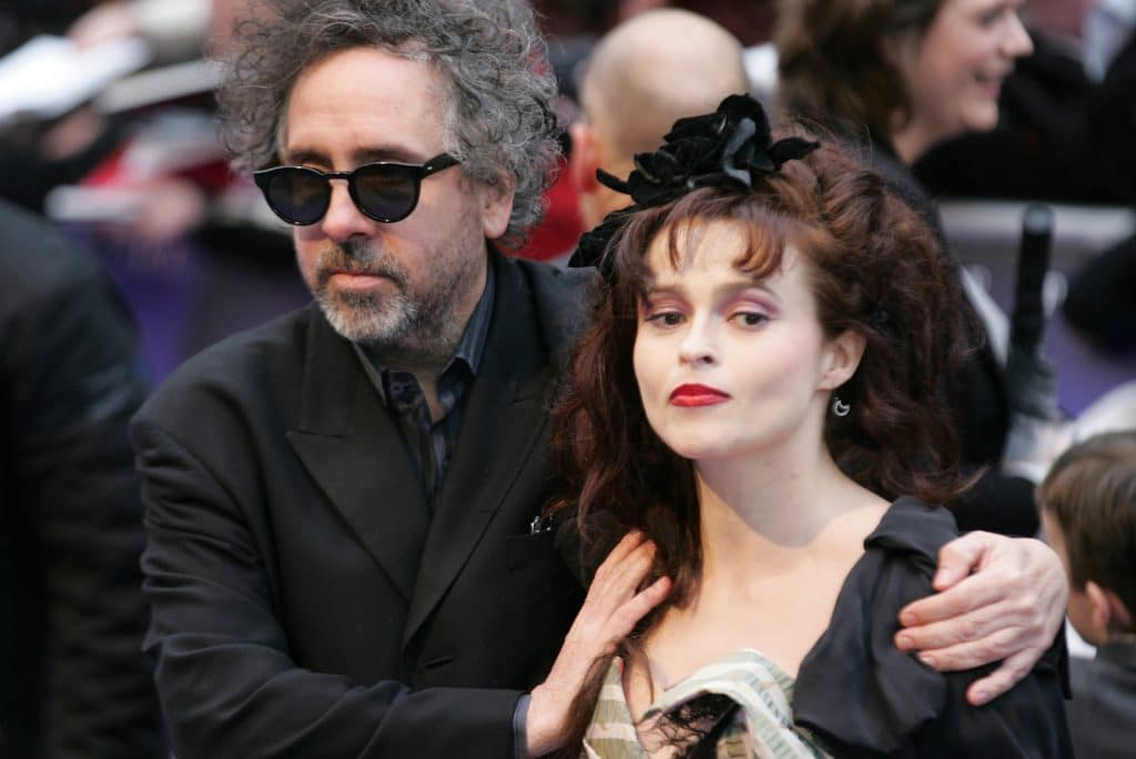 London May 9 2012 Tim Burton