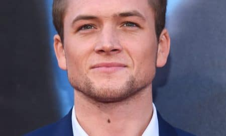 Los Angeles Dec 3 Taron Egerton