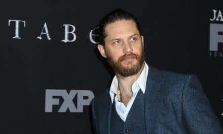 Los Angeles Jan 9 Tom Hardy