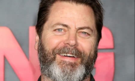 Los Angeles Mar 8 Nick Offerman